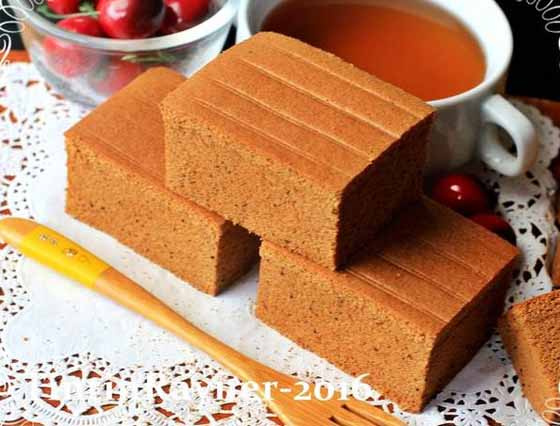 Resep Coffe Mocca Ogura Cake Super Soft Bouncy dan Moist Banget