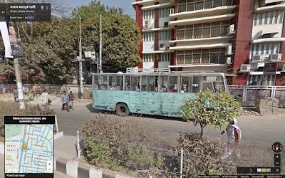 Hino, Dhaka, Bangladesz, Google Street View