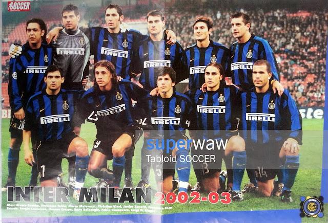 Inter Milan 2002 2003
