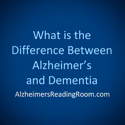 What is the Difference Between Alzheimer's and Dementia