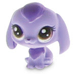 LPS Series 1 Large Playset Crystal Coldhare (#1-179) Pet