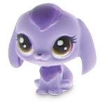Littlest Pet Shop Series 1 Large Playset Crystal Coldhare (#1-179) Pet
