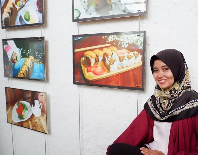Sushi halal