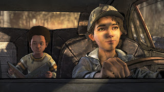 The Walking Dead: The Final Season Broken Toys PS Vita Wallpaper