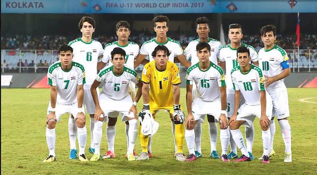 تشكيلة المنتخب العراقي لمواجة منتخب تايلاند