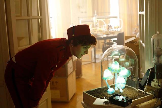 Thomas Solivéres (Spirou) dans Les Aventures de Spirou et Fantasio