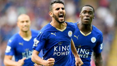 Klasemen Liga Inggris: Leicester City Kehilangan Poin, Rival Mengejar Ketinggalan