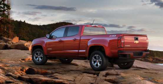 2018 Chevy Colorado Reviews, Rumors, Specs, Redesign, Release Date