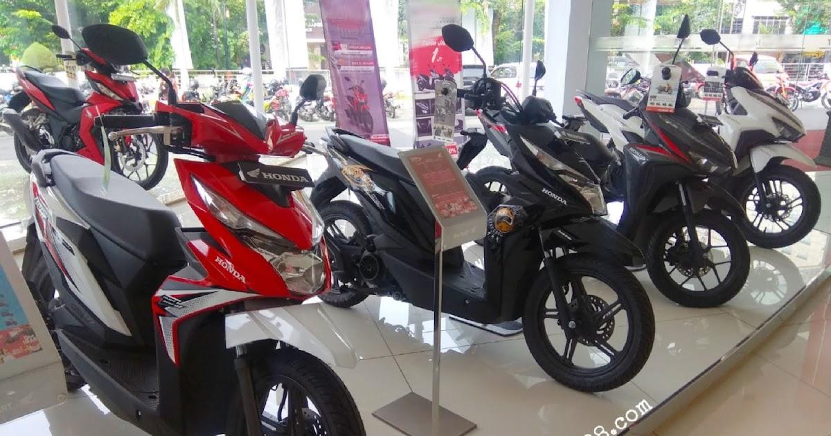 Honda Beat 2020 Pilihan Warna Harga Terbaru Tipe Cw Cbs Iss