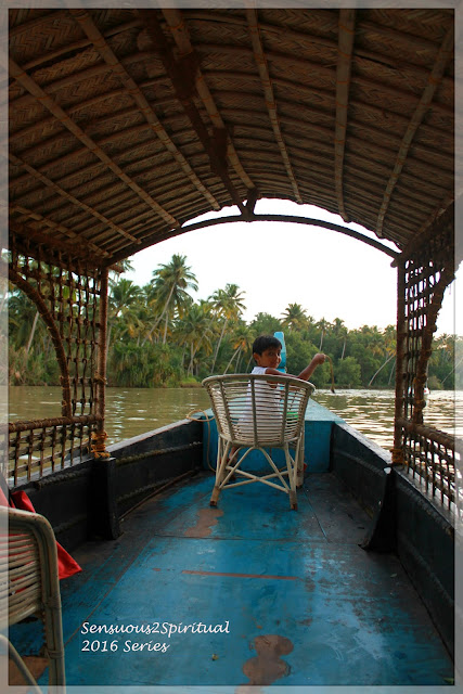 Backwater, Poovar, Sunset Cruise, Kerala