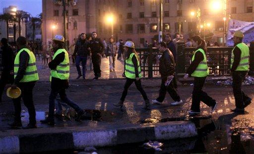 agression lara logan place tahrir