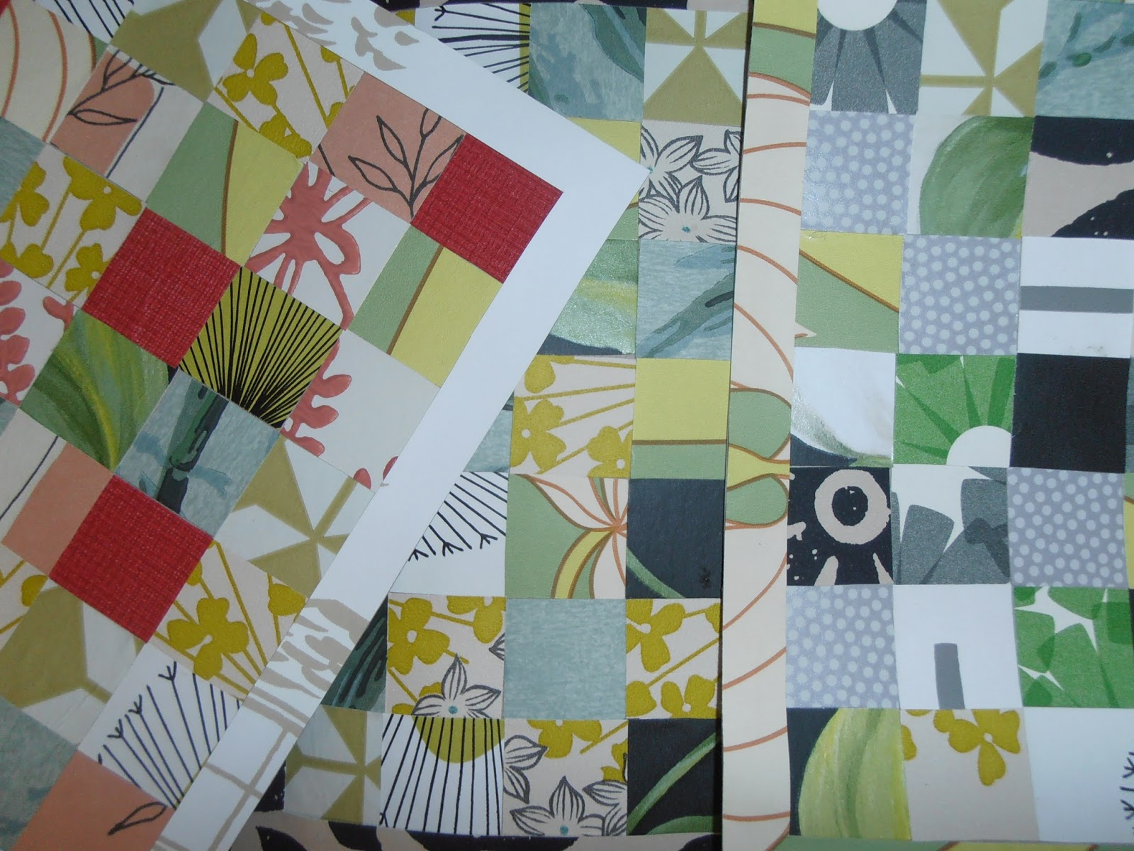 Crafty Bitch Free Wall Paper Samples And Wall Paper Craft Ideas