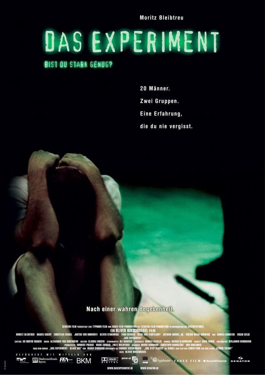 Das Experiment - To Πείραμα 2001 ταινιες online seires xrysoi greek subs