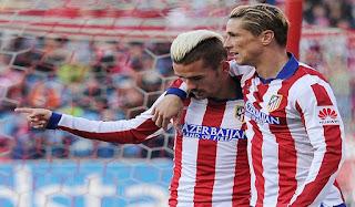 Torres: Tak Ada Alasan Tinggalkan Atletico