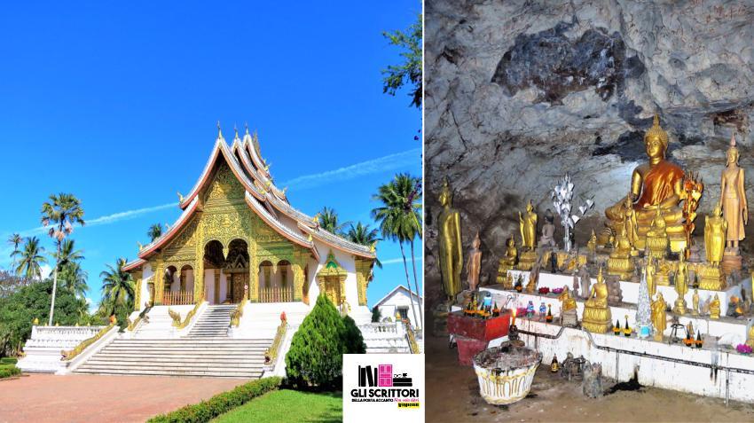Si può visitare lo stupendo Haw Kham, l'ex palazzo reale ora museo nel quale si entra scalzi.