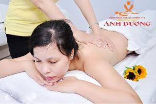 massage giãn cơ