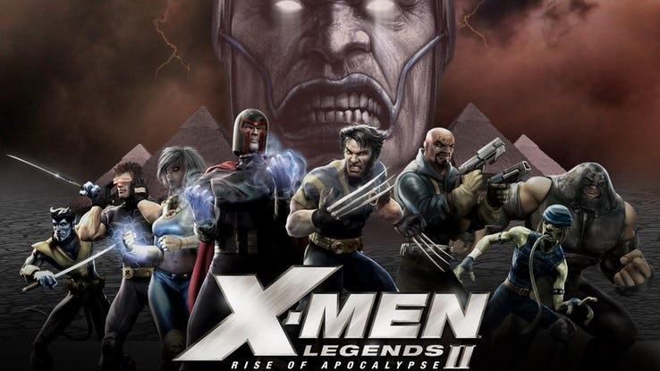 Marvel Video Games