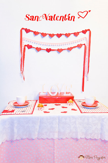 diy fiesta san valentin party valentine's day