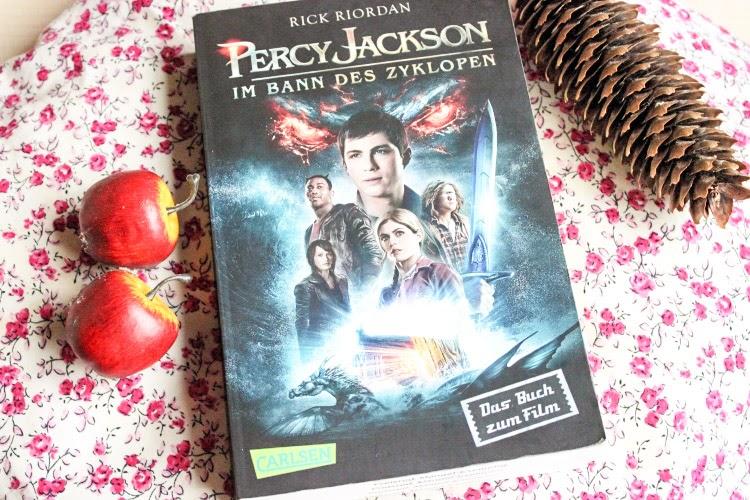Media Monday, Percy Jackson Buchreihe, Buchempfehlung, Percy Jackson Lesealter