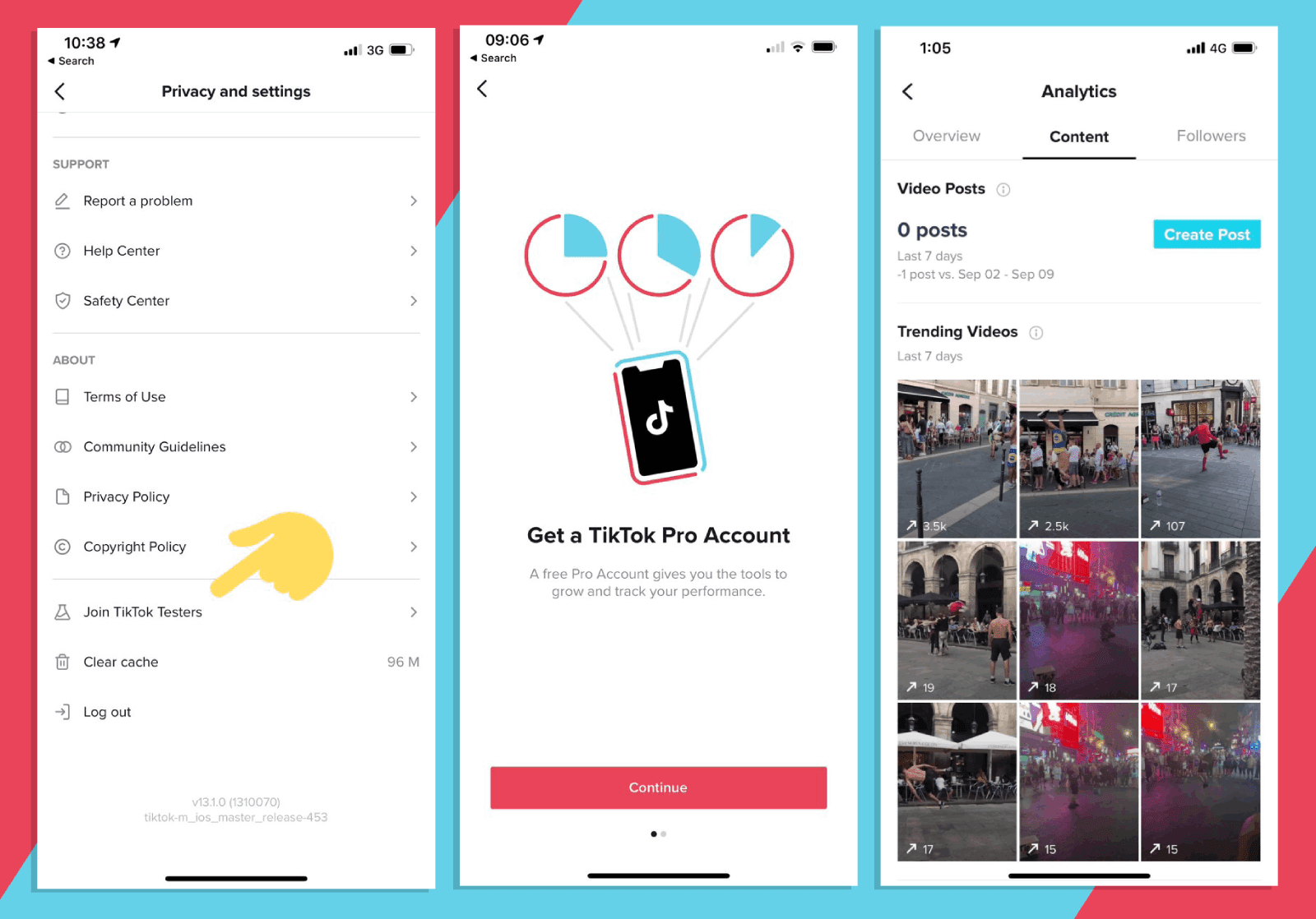 Tiktok Pro Accounts Are Giving Creators An Opportunity To Become The App S Testers Digital Information World
