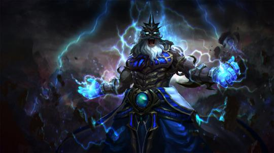 Zeus Hero Dota 2