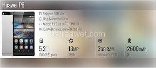 28. Huawei P8