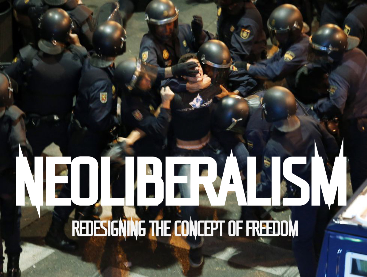 neoliberalism essay The difference between modern neoliberalism and liberalism is that neoliberalism advocates an idealized hands-off free-market system while modern economic.