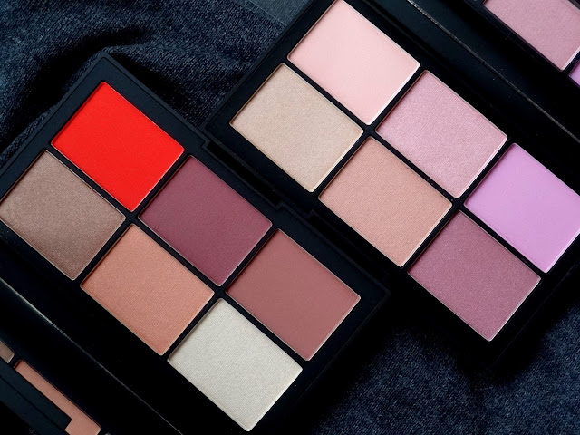 NARSissist Unfiltered I and II Review, Photos, Swatches Swatches