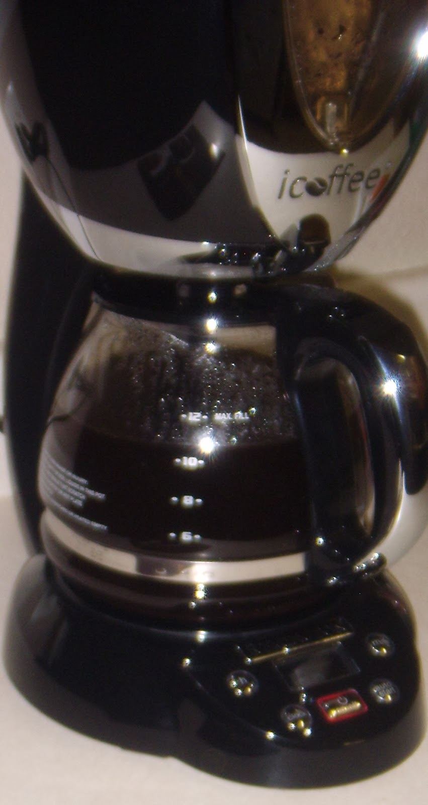 Mommie of 2: iCoffee Review and #Giveaway 3/8 CLOSED