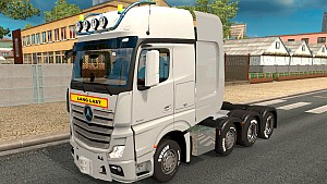 Mercedes MP4 4163 SLT Update