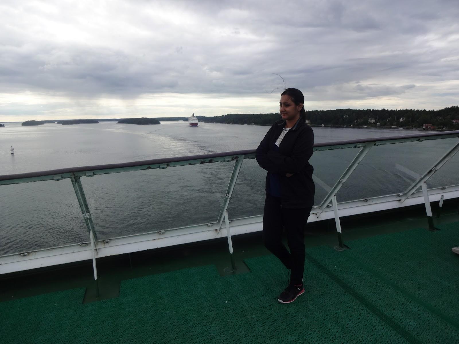 Tallink Silja Cruise