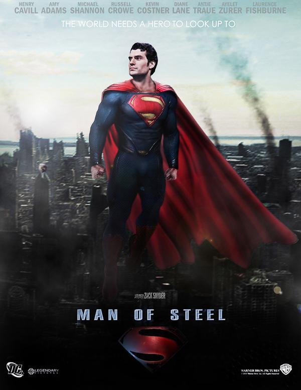 Man Of Steel Free Online