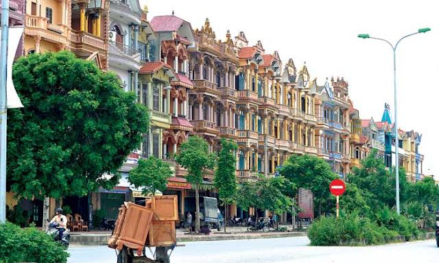 Hình ảnh làng Đồng Kỵ, Từ Sơn, Bắc Ninh