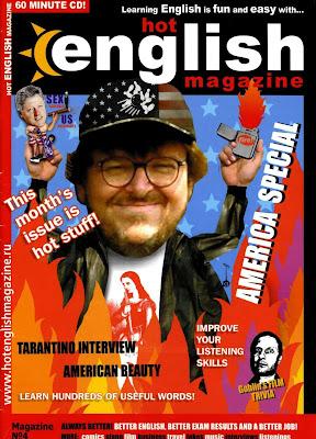 Hot English Magazine - Number 4