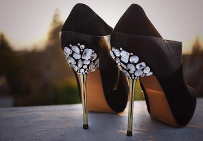 Zapatos de tacon alto comodos