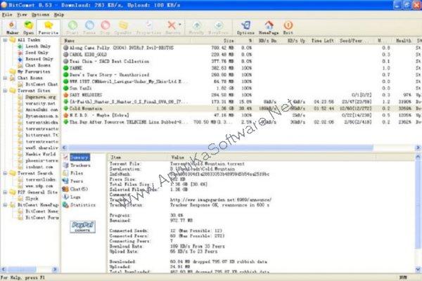 BitComet SpeedUp Pro (free) download Windows version