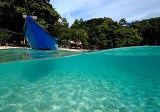 Aceh Siap Jadi Spot Freediving Dunia