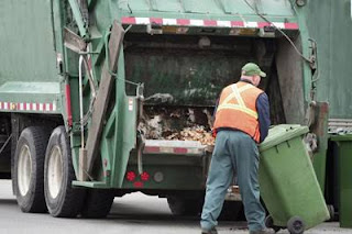 Paragraph: A Cleaner Or Rubbish Collector