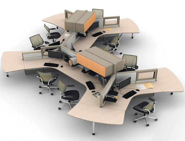 best buy modular used office furniture Jackson MI for sale