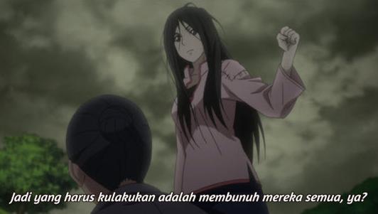 Download Anime Hitori no Shita: The Outcast Episode 11 [Subtitle Indonesia]