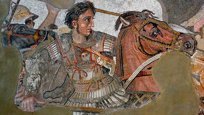 Gli ultimi tre desideri di Alessandro Magno