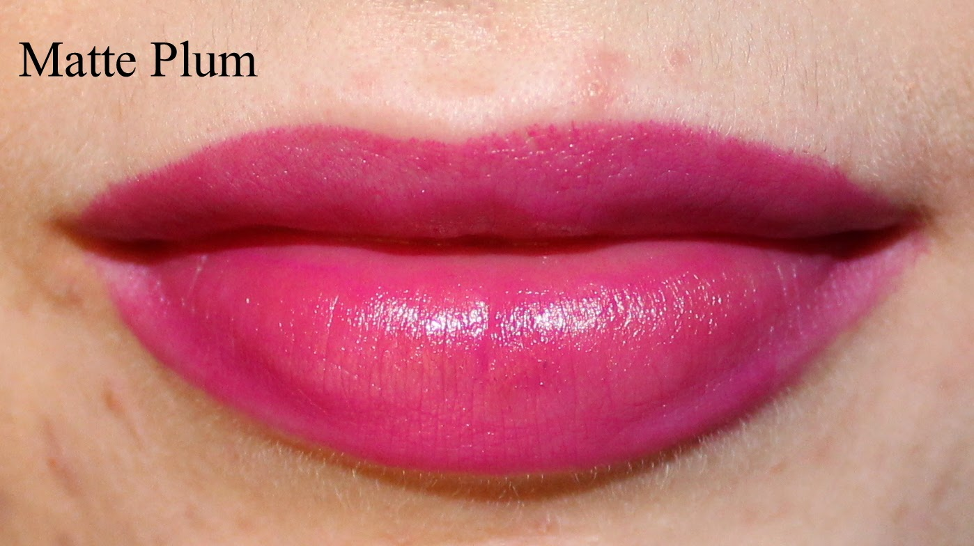Clinique Long Last Soft Matte Lipstick Plum