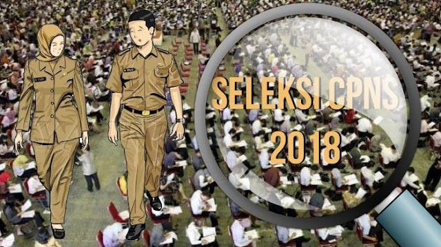 Formasi Lengkap CPNS 2018 di Lingkungan Kementrian Agama Republik Indonesia