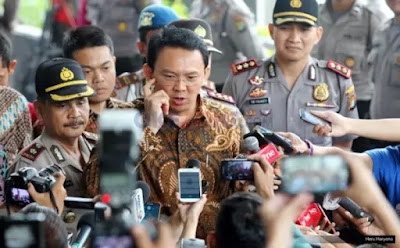 Ahok Dinilai Sengaja Ngambek Supaya Kewenangan Pilkada Jakarta Diambil Alih KPU Pusat