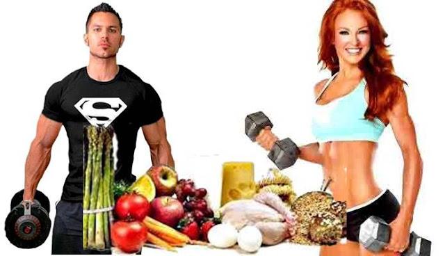 Qué comer antes y después de alzar pesas