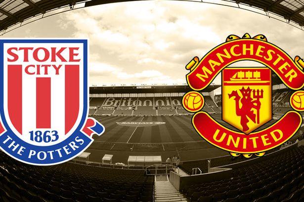 Manchester United Vs Manchester City 2012 Full Match: Stoke City Vs Manchester United Full Match & Highlights 09