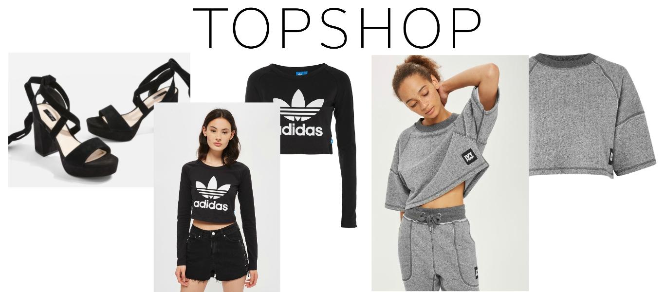 topshop style wishlist