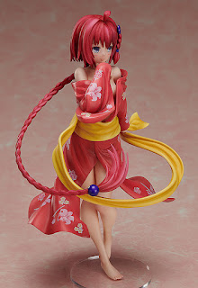 "Mea Kurosaki Ver. 1/8 de ""To Love-Ru Darkness"" - FREEing"