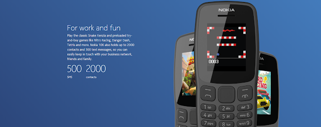Nokia 106 Launched In India Price