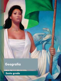 Geografía sexto grado Libro de Texto Ciclo Escolar 2015-2016